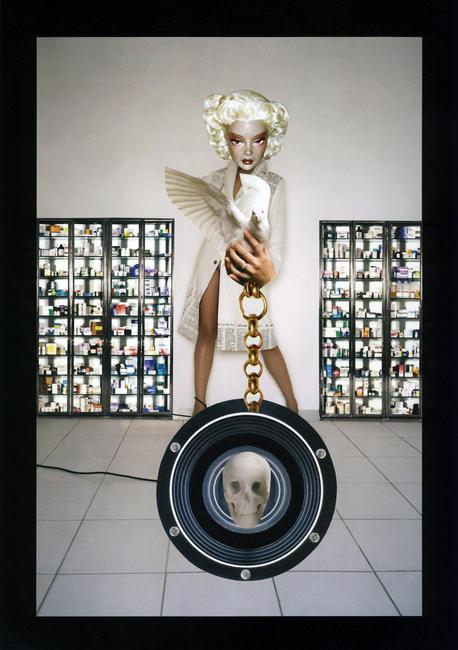 Marilyn Collage width=