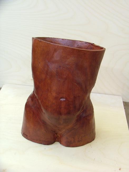 Ceramic Torso by Ian Hutchinson width=