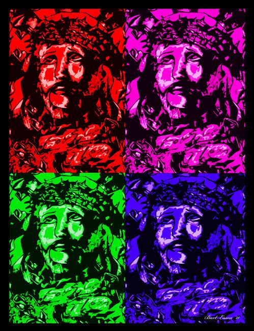 Quad Jesus digital designs width=
