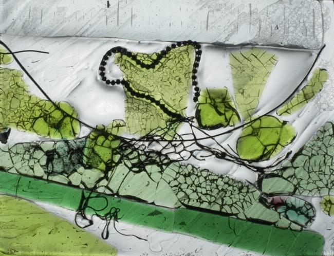 landscape digital print 42x30cm