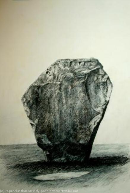 Avebury-stone Mixed Media itemprop=