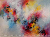 Emergence (Strata 32) - Large Original Abstract Painting