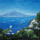 isle of capri from sorrento
