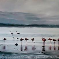 hidden Flamingoes II