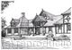 Wistanstow Village Hall pen and pencil as a greeting card , prints and postcards available or wedding invitations etc.