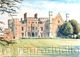 Rowton Castle watercolour, printed  as a greeting card, invitation or thank you card etc. Prints and postcards available.