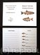 Fishing record card. You can work with me to design a record card for your fishery perhaps, or a day card to take with you on a lake or river to remember the day. You can have any fish