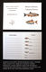 Fishing record card bespoke to whatever your needs. We work with you and put your ideas into a bespoke card. Whatever fish you need we will paint in this style.