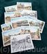 Severn Valley railway Stations postcards set of 10 different images of artwork by Dick Skilton.