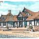 Wistanstow Village Hall pencil pen and watercolour as a greeting card. prints and postcards available on request.