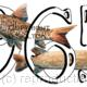 1965 Barbel and Pike. Any year and any fish can be produced for you as a greeting card or party invitation card. Contact for details. Even exact date can be done for small extra cost.