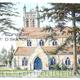 Bromsgrove All saints church watercolour as a greeting card or bespoke notelet, invitation or thank you card. Prints and postcards available.