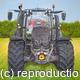 Valtra T234 Style Tractor Painting
