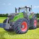 Fendt 1050 Vario Style Painting A3