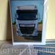 DAF XF 105, Greeting Card