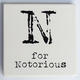 N for Notorious