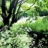 Cow Parsley Sunlight £80