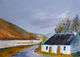 Old Cottage, Glen Etive