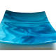 Blue Swirl trinket  bowl