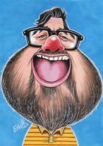 Edd's Heads: Ricky Tomlinson as Jim Royle