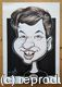 Birthday Gift Caricature for 13 Year Old Boy